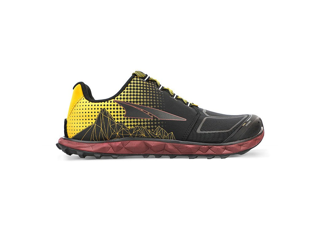 נעלי הליכה שטח גברים SUPERIOR 4.5