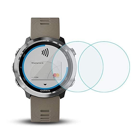 מגן זכוכית לשעון Garmin Forerunner 645 - סט 3 יחידות