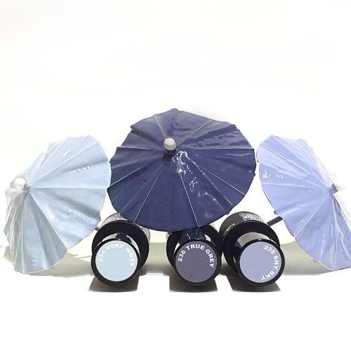 קולקציית 6 צבעי אמברלה לילה מילאנו