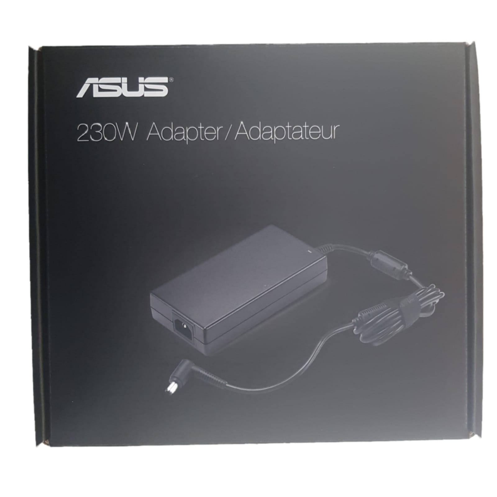 מטען למחשב אסוס Asus 19.5V - 11.8A 230W