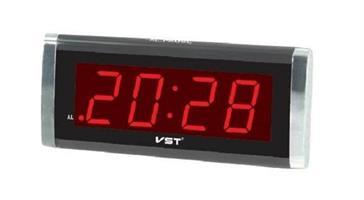 שעון מעורר חשמלי לד VST-731