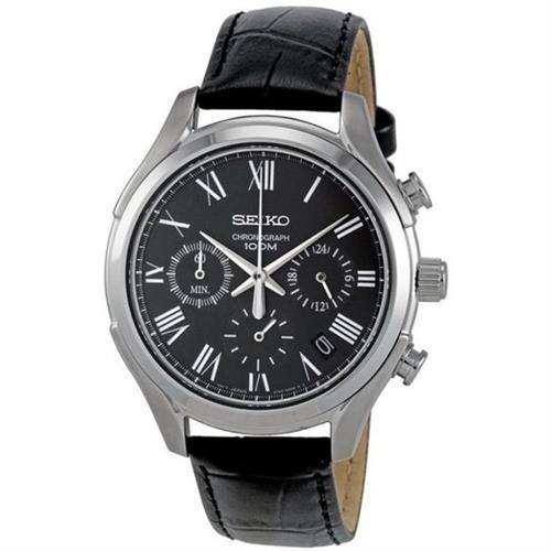 שעון יד אנלוגי סייקו גבריםSEIKO SSB023P1