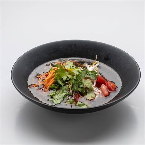 מרק טום יאם ירקות זוגי