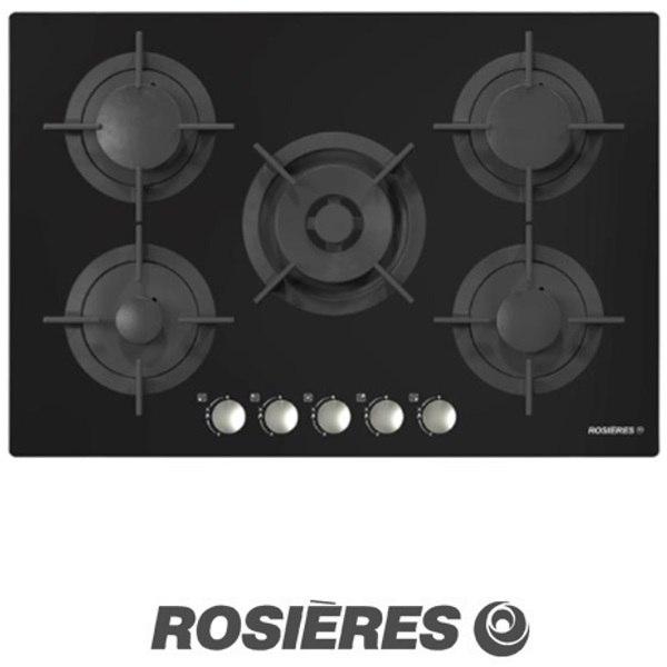 """ROSIERES כיריים ברוחב 75 ס""""מ דגם RGV75WFMPN"""