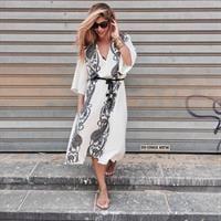 שמלת מיראז' לבן