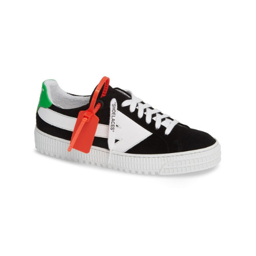 Off White Arrow Print