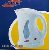 קומקום חשמלי קטן 0.6 ליטר SONICA C78U