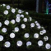 30 אורות LED לתאורה מושלמת