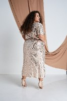 שמלת מיה פודרה