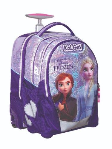 תיק סגול/לילך ITROLLY Frozen