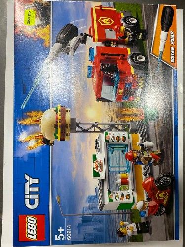 LEGO -CITY-60214