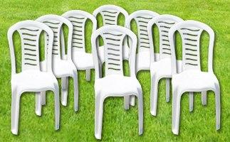 מבצע פסח מטורף - 9 כיסאות