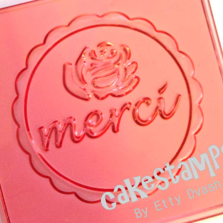 MERCI WITH ROSE