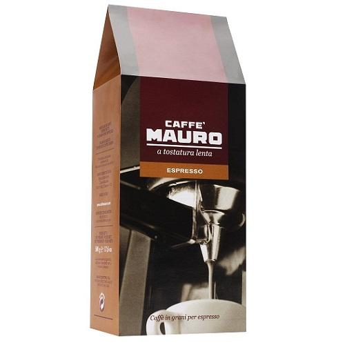 קפה מאורו אספרסו 500 גרם פולים.