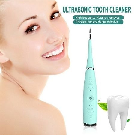 מנקה ומלבין השיניים - לשיניים וחניכיים בריאות וחזקות
