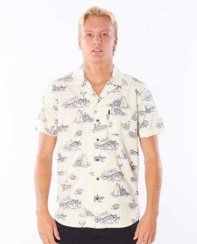 RIP CURL East Cape Short Sleeve Shirt