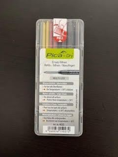 חודים לעפרון מכני| PICA