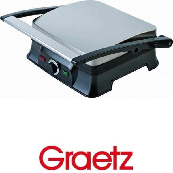 Graetz טוסטר לחיצה מקצועי 4 פרוסות מקצועי דגם: GR-5960