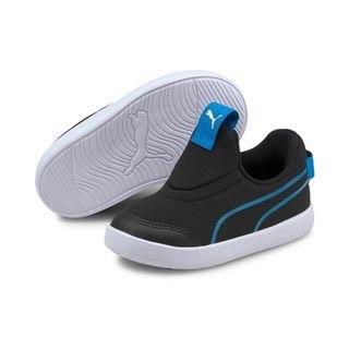 נעל גרב כחול/ שחור PUMA - מידות 19-27