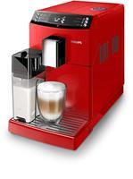 מכונת אספרסו PHILIPS 3100 one touch red EP3363/10