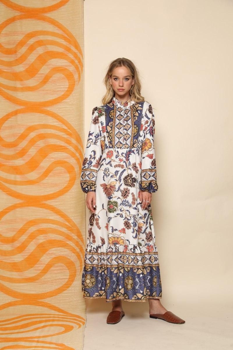 שמלת מורגן