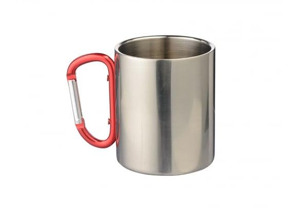 כוס עם שאקל (קרבינר)