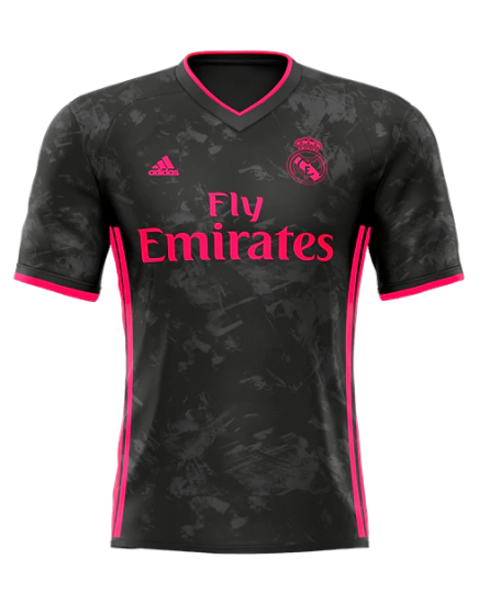 חולצת כדורגל חוץ ריאל מדריד 2021