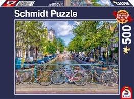 פזל 500 חל מראה אופיני באמסטרדם