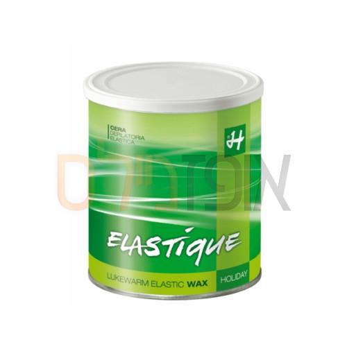 שעווה ירוקה מתקלפת Elastique With Mica 800 ml