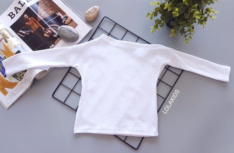 חולצת כתף נופל דגם 9485