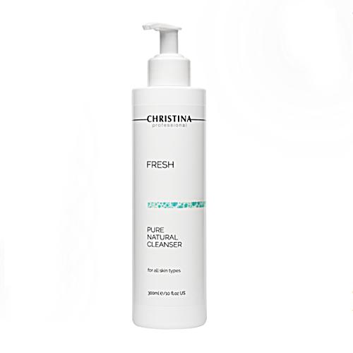 כריסטינה סבון עדין לניקוי העור - Christina Fresh Pure Natural Cleanser