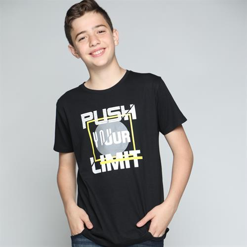 חולצת בנים PUSH