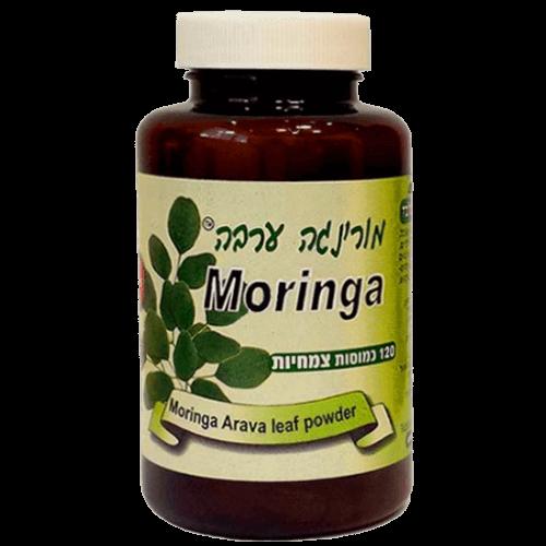 -- מורינגה ערבה -- 120 כמוסות