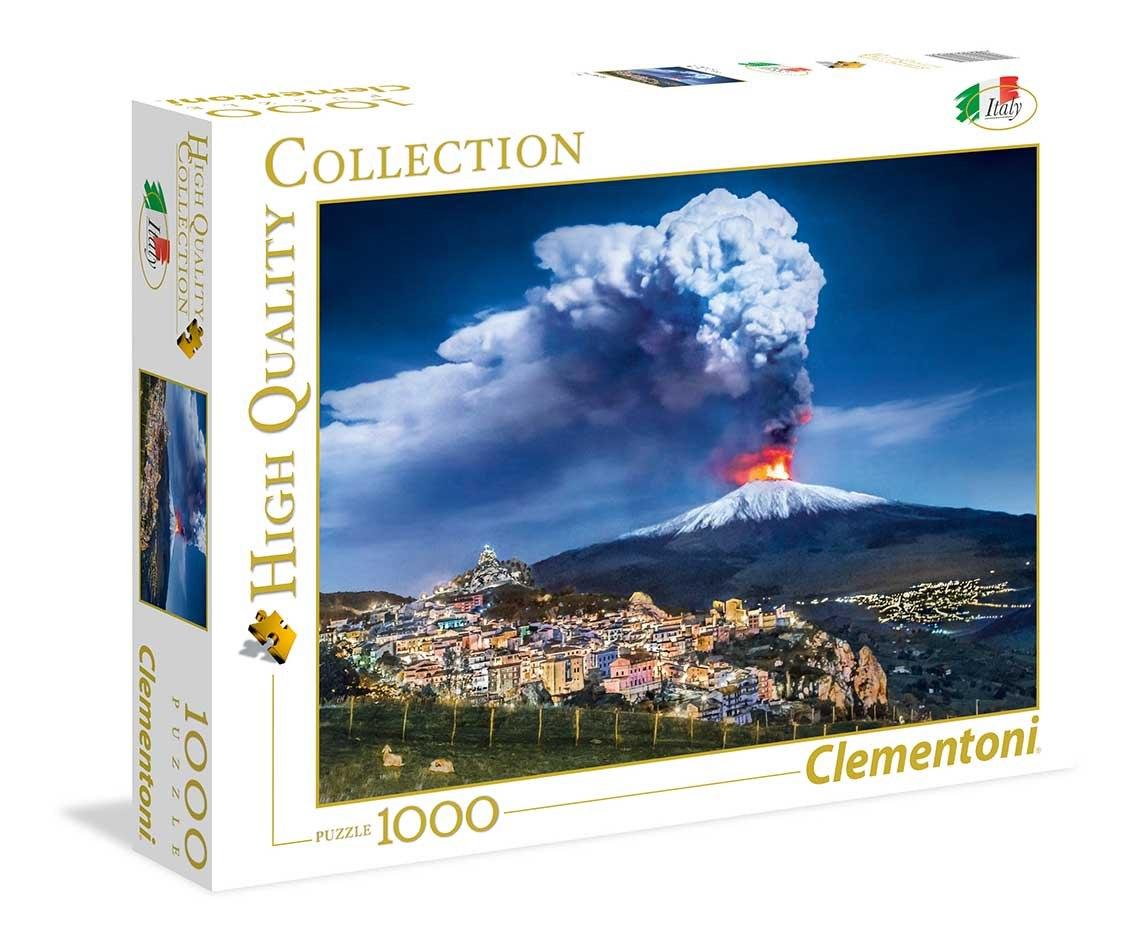 הר געש פאזל 1000 חלקים