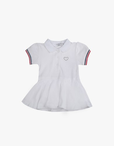 שמלה תינוקות פולו
