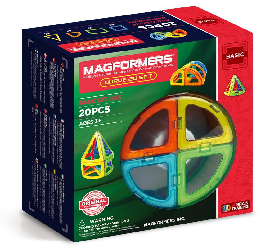 מגפורמרס 20  מגנטים  חלקים מיוחדים