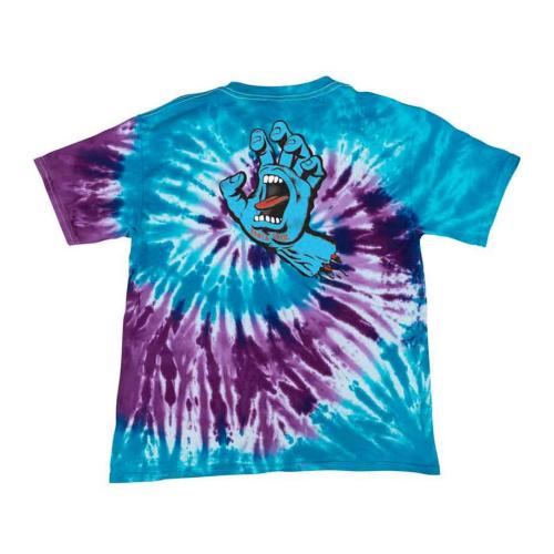 SANTA CRUZ Screaming Hand Regular S/S Santa Cruz Youth T-Shirt