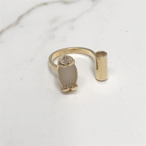 טבעת ליב גולדפילד- שביל החלב-תכשיטים למניקות