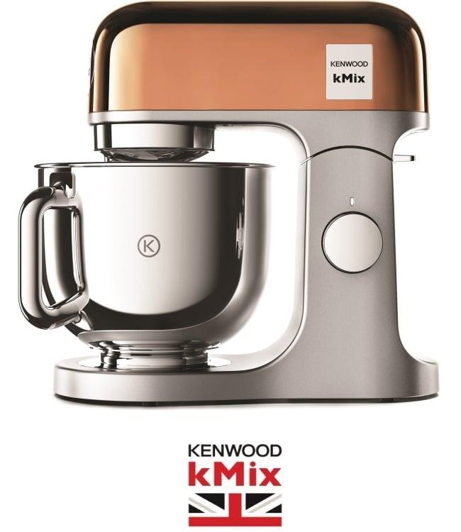 KENWOOD מיקסר kMix Picasso דגם KMX761GD נחושת