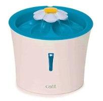 מזרקת מים פרח עם תאורת לד 3 ליטר CatIT