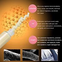 זוג מזרקי קראטין קוריאנים משקמים ומחליקים - KR98