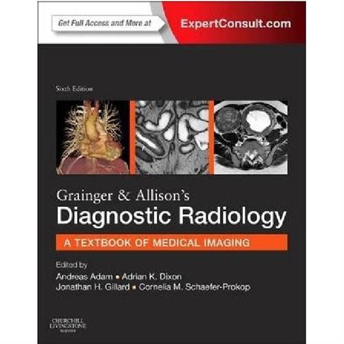 Grainger & Allison's Diagnostic Radiology : 2-Volume Set