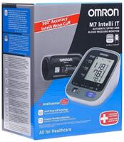 מד לחץ דם Omron M7 Intelli IT