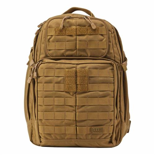 תיק טקטי 5.11 58601 RUSH 24 BACKPACK Flat Dark Earth