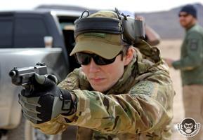 כפפות ירי ולחימה טקטיות מקצועיות דגם נשים PIG Full Dexterity Tactical (FDT) Charlie - Women's Glove