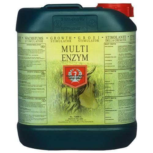 האוס אנד גארדן מאיץ צמיחה 5 ליטר HNG Multi Enzym