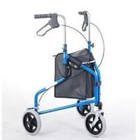 רולטור 3 גלגלים קל משקל מתקפל