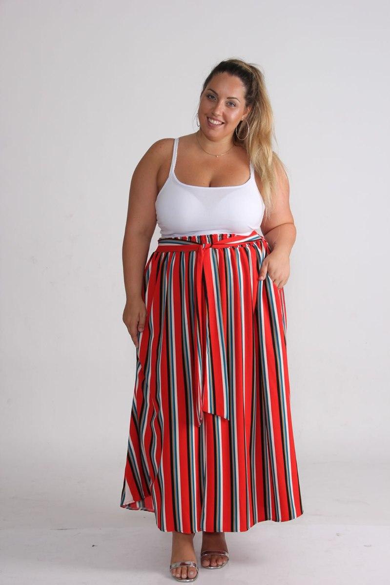 חצאית לורי פסים