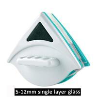 מנקה חלונות דו צדדי עם מגנט מובנה