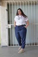 מכנס ריקו ג'ינס